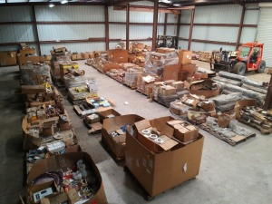 Marine & Industrial Support Equipment Auction