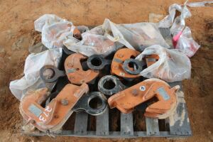 Lot of Renfroe Plate Clamps