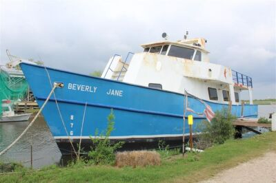 """BEVERLY JANE"" YACHT"