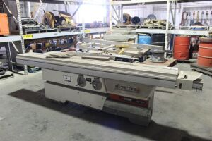 Casadei SC315 Sliding Table Saw W/ Tiger Stop