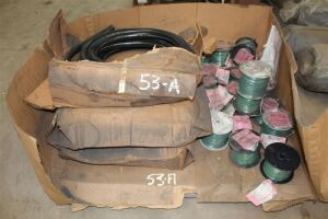 Lot of Water Tight Conduit - 18 AWG Single - 1,000ft