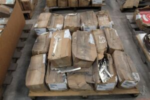 Pallet of 9/16 Inch x 9 Inches Pipe Clamps