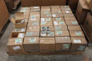 Pallet of 1 1/2 Inch UL Conduct Connectors